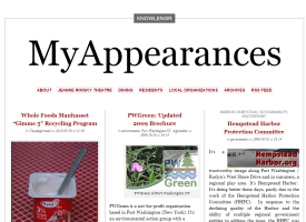 My Appearances